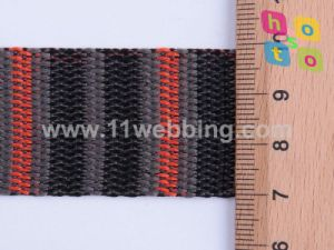 Woven Polyester Webbing for Belt and Bag Shoulder Straps pictures & photos