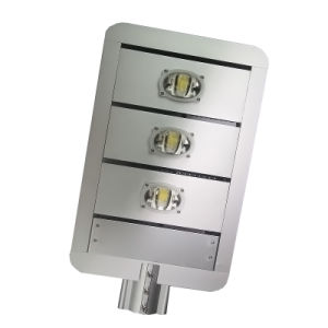 150W/180W COB LED Street Light, Good CRI, 5 Warranty