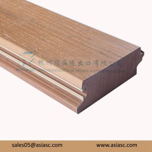 Factory Waterproof Recycled Exterior Balcony PVC Flooring pictures & photos