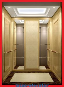 LCD-Standard Size 4 Inch Passenger Elevator Lift pictures & photos