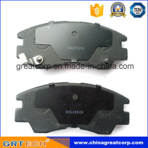 D6018m Chinese Disc Brake Pads for Mitsubishi pictures & photos