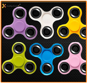 Wholesale Stress Relief Hand Fidget Spinner Finger Spinner pictures & photos