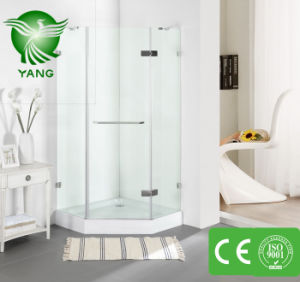 Lowes Shower Enclosures Made in China, Simple Shower Room pictures & photos
