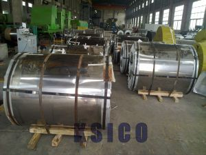 201 304 2b Finish Cold Rolled Stainless Steel Coils pictures & photos
