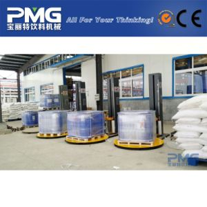 Pmg Quality Choice Pallet Stretch Film Wrapping Machine pictures & photos