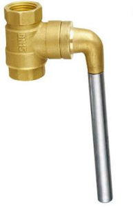Long Handle Brass Internal Thread Locking Ball Valve pictures & photos