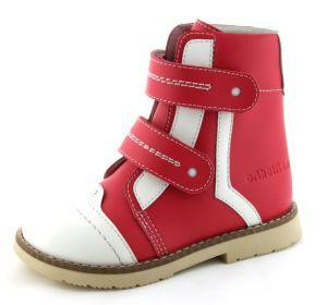 Child High Heel Support Shoes Orthopedic Boots pictures & photos