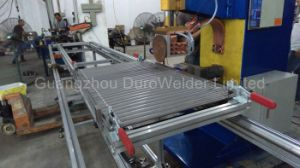 manual Type Panel Radiator Seam Welding Machine pictures & photos