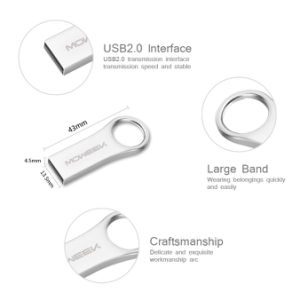Cheap Metal Memory USB Disk Flash Drive pictures & photos