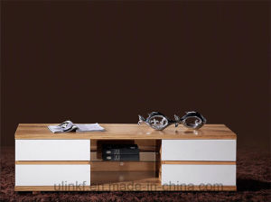 Hot Selling Wooden Wordrobe for Living Room Furniture (HX-LS026) pictures & photos