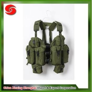 Nylon Polyester Military Army Combat Tactical Vest pictures & photos
