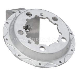 Stainless Steel CNC Machining Rotating Part Flange