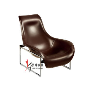 Functional S/S Lounge Chair Living Room Leisure Arm Chair (KR10) pictures & photos