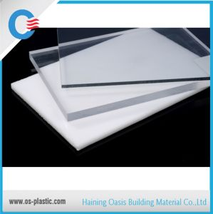 Unbreakable Opal Polycarbonate Solid Sheet pictures & photos
