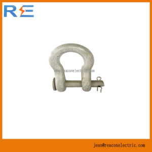 Galvanized Anchor Shackle for Pole Line Hardware pictures & photos