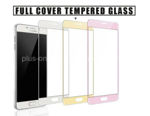 2016 Factory Sale 3D 0.33mm Heated Cured AGC Tempered Glass Screen Protector Oil Resistant for Cell Phone Samsung Galaxy A5 pictures & photos