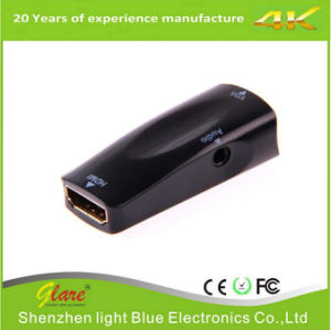 Factory Price HDMI to VGA Adapter Converter pictures & photos