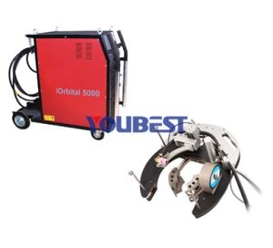 Automatic Steel Tube Pipe Arc Inverter TIG Orbital Welding Machine pictures & photos