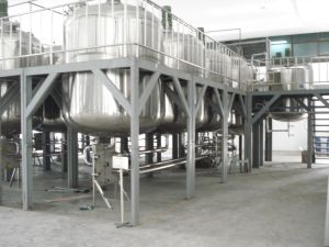 Mature Technology Liquid Washing Production Line Machinery pictures & photos