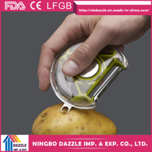 Ergonomic Vegetable Peeler Straight Peeler Potato Peeler Price pictures & photos