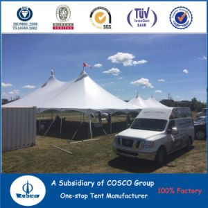 Cosco Hot Sale Aluminium Pole Tent pictures & photos