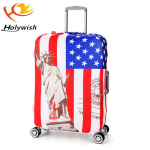 Custom Luggage Cover with Beautiful Printing Pattern Different Size pictures & photos