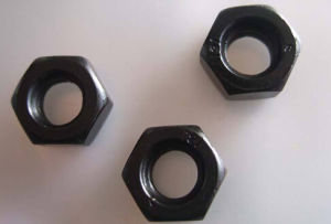 DIN934 Hex Nuts Carbon Steel pictures & photos