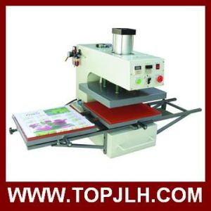 New Arrival Sublimation Air Operated Double Location Heat Press Machine