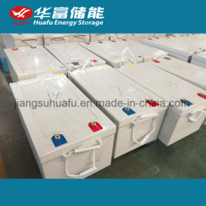 12V250ah Lead Acid Maintenance Free Solar Battery pictures & photos