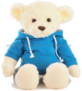Custom Plush and Stuffed Teddy Bear Toy for Promotional Gift pictures & photos