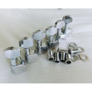 Closed Style Chrome Color Electric Guitar Machine Heads pictures & photos