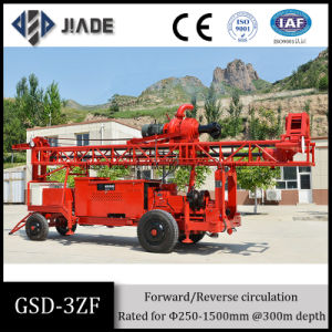 Gsd-3zf Large Borehole Water Well Drilling Rig Equipment pictures & photos