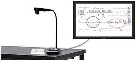 Visualizer Digital Document Camera School Supplies 5MP VGA HDMI SD Card 1080P pictures & photos