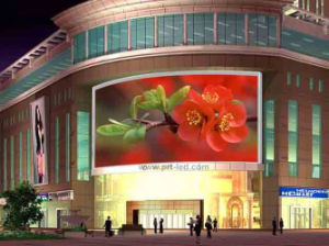 Hot Sale Outdoor P6.25 Full Color LED Digital Display with Cheap Price pictures & photos