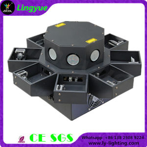 CE RoHS Eight Heads Scanning Laser Light Moving Head pictures & photos
