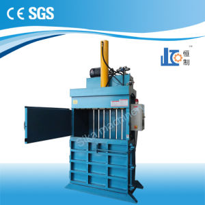 Ves40-11075 Vertical Electrical Baler for Waste Paper pictures & photos