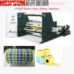 Automatic Paper and Adhesive Sticker Cutting Machine (FHQB Series) pictures & photos