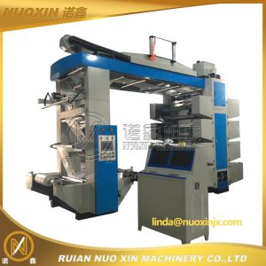 Timing Belt Type 8 Color High Speed Flexographic Printing Machine pictures & photos