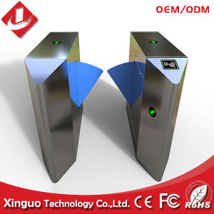 High Quality Se⪞ Urity Automati⪞ a⪞ ⪞ Ess Control Flap Barrier for SPA ⪞ Enter pictures & photos