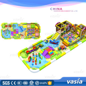 Children Games Used Pirate Ship Sale Indoor Soft Playground Equipment pictures & photos