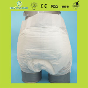 Soft Cotton Disposable Adult / Baby Diaper pictures & photos