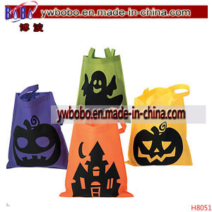 Halloween Tote Bags Party Gift Bag Party Decoration (H8051) pictures & photos