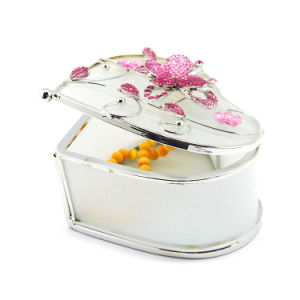 Wholesale Glass Jewelry Decoration Box Hx-6378 pictures & photos
