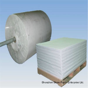 Stone Paper (RBD) Rich Mineral Board Double Coated pictures & photos