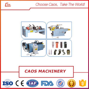 Ce Proved Double-Head Chamfering Machine Specially Used for Muffle Industry pictures & photos