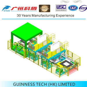 Automatic Carpet Thermoforming Production Line