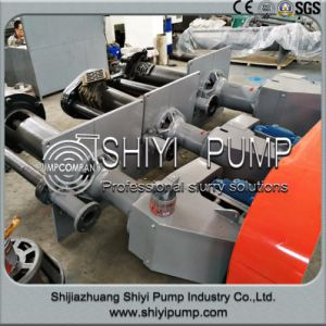Rubber Lined Anti Acid Vertical Mining Sump Slurry Pump pictures & photos