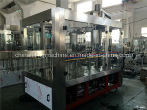 Advanced Technology Automatic Pet Bottle Drinking Water Filling Machinery pictures & photos