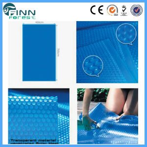 PVC Bubble Waterproof Swimming Pool Cover pictures & photos