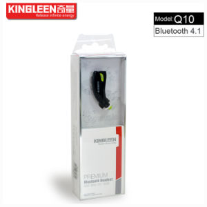 Model Q10 Bluetooth Headphones Priced Direst Sellting, with Earhook, Charging Cable pictures & photos